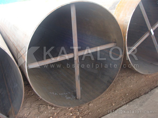 DIN 1630 ST44.4 SEAMLESS STEEL TUBE