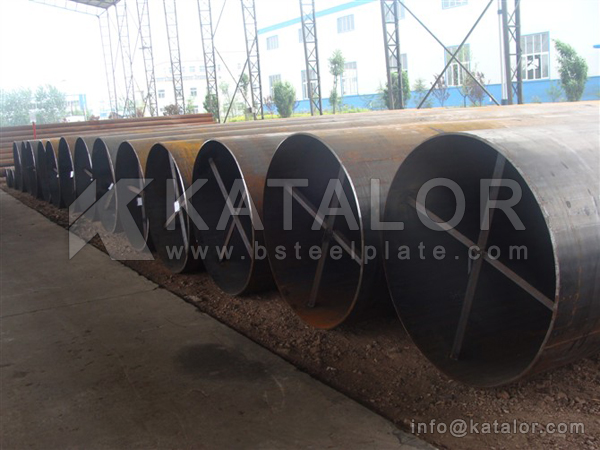 DIN 1630 ST37.4 SEAMLESS STEEL TUBE