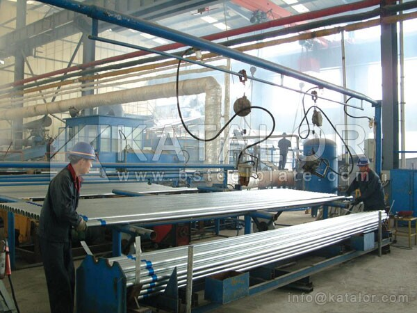 Katalor Sheet Galvanized Processing Services