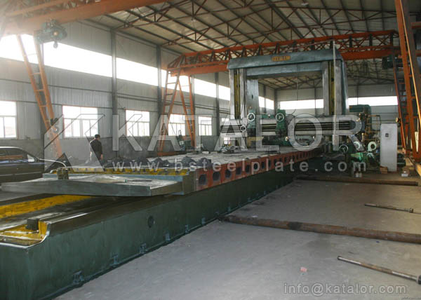 Katalor Steel Milling Processing Services