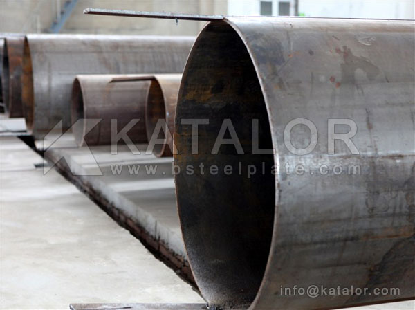 En10217-2 P235GH Welding Steel Pipe