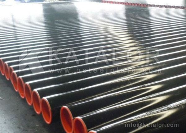 ASTM A714 grade VIII  High-Strength Low-Alloy Welded pipe/tube