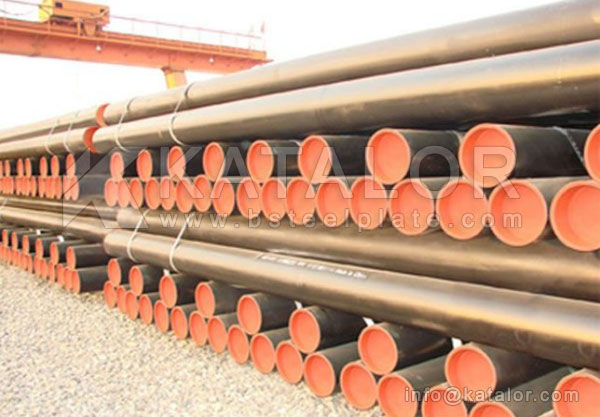 ASTM A714 grade VII High-Strength Low-Alloy Welded pipe/tube