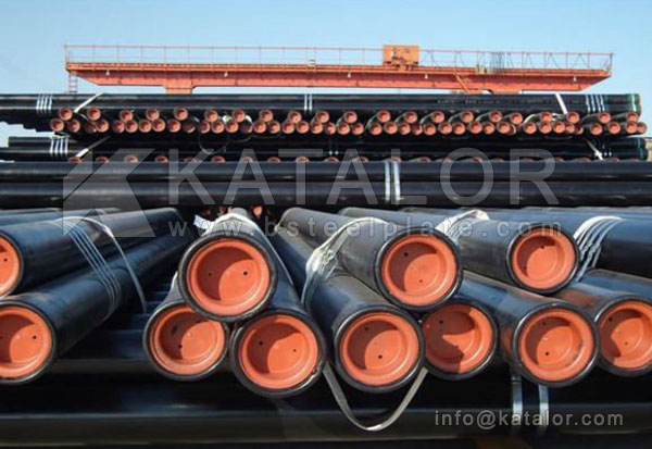 ASTM A714 grade VI High-Strength Low-Alloy Welded pipe/tube