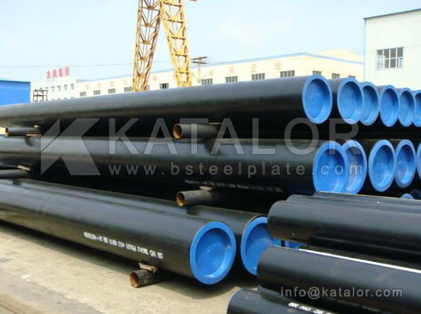 ASTM A714 grade V High-Strength Low-Alloy Welded pipe/tube