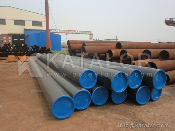 JIS G3444 STK500 steel tube/pipe
