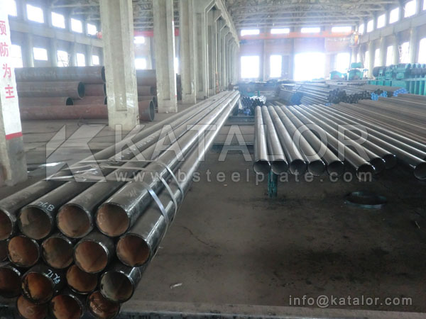 JIS G3444 STK400 steel tube/pipe