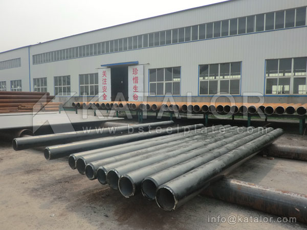 JIS G3444 STK540 steel tube/pipe
