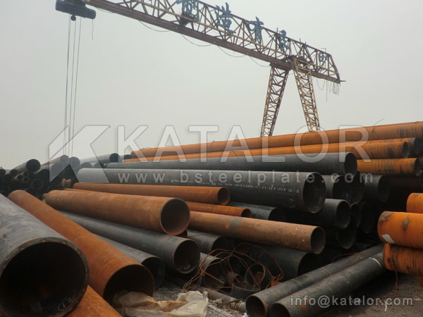 ASTM A334 Grade 7 Welded Carbon and Alloy-Steel Tubes/pipes