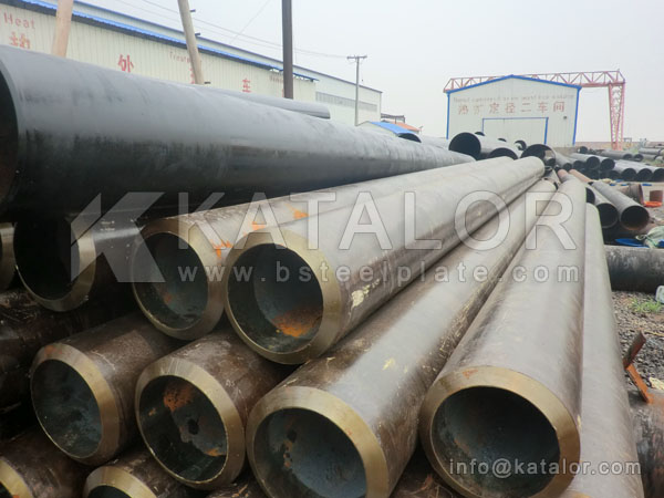 ASTM A334 Grade 8 Welded Carbon and Alloy-Steel Tubes/pipes