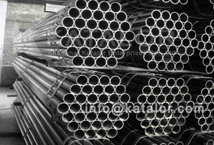 GB/T 8162 Q345A seamless pipe mechanical