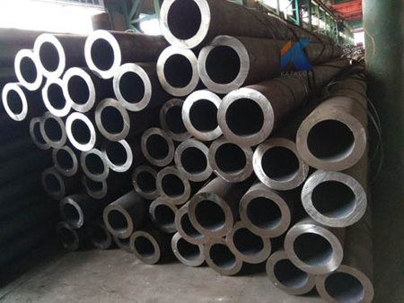GB 18248 30CrMo Seamless Pipes for Gas Cylinders