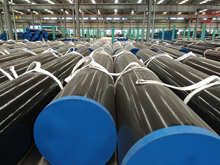 What is ASTM A106 seamless steel pipe