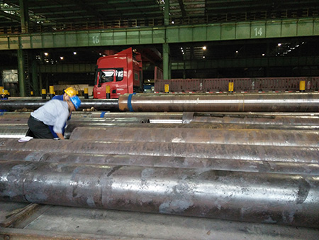 Process specification for 42CrMo alloy steel pipe in production