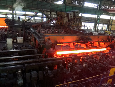 Production process of 42CrMo4 alloy steel pipe
