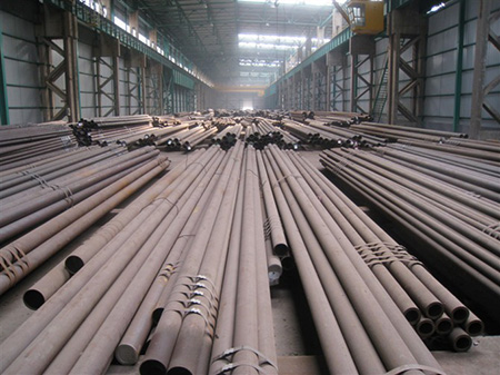The advantages and application of steel tube