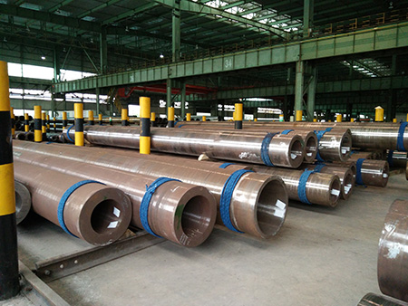 Features of 40Cr seamless steel pipe