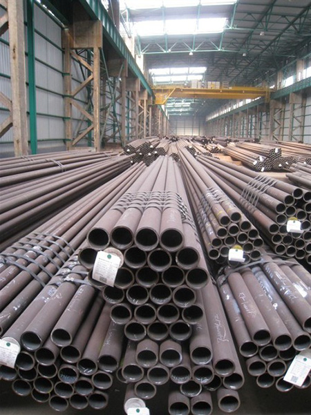 EN10216-1 seamless non alloy steel pipe