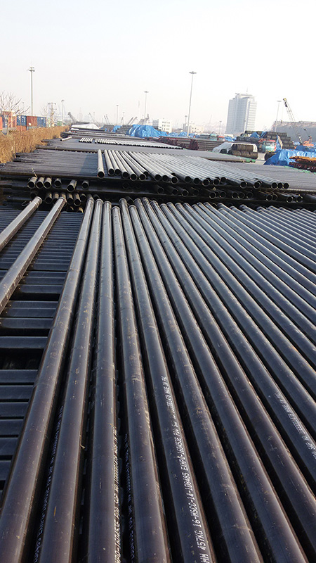 Heat Resistant Non-Alloy P265GH Steel Pipe