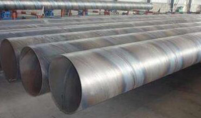 What is welded steel pipe?