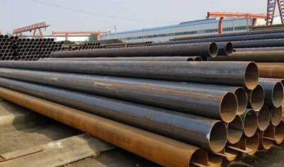 SA 210C steel pipe specification and density